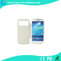 Extended battery case for samsung s4 mini ,For Samsung Galaxy S4 i9500 i9505 powr bank case