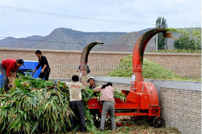 Widely used animal feed grass cutting machine