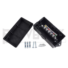 H30236 Trailer Wiring Junction Box for 7 Way or 6 Way Trailer Wire Connectors