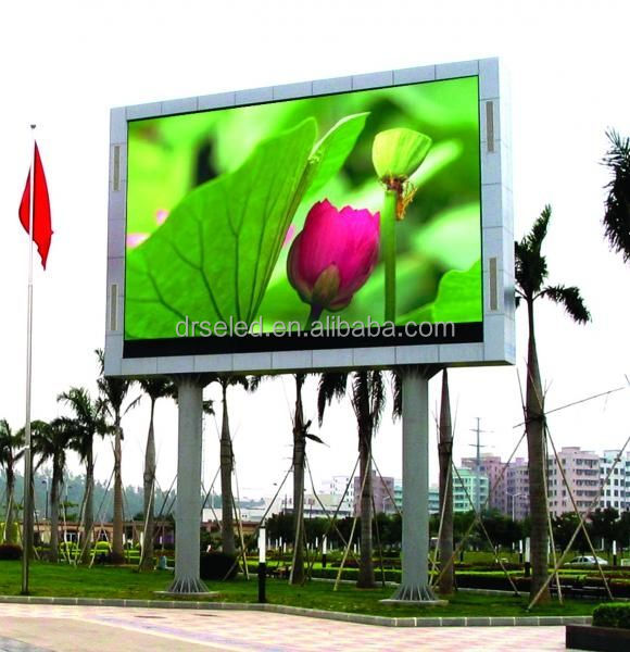 <strong>P</strong> <strong>10</strong> outdoor full color display shenzhen company