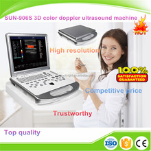 Full Digital Trolley Color Doppler ultrasonic machine price vascular ultrasound doppler