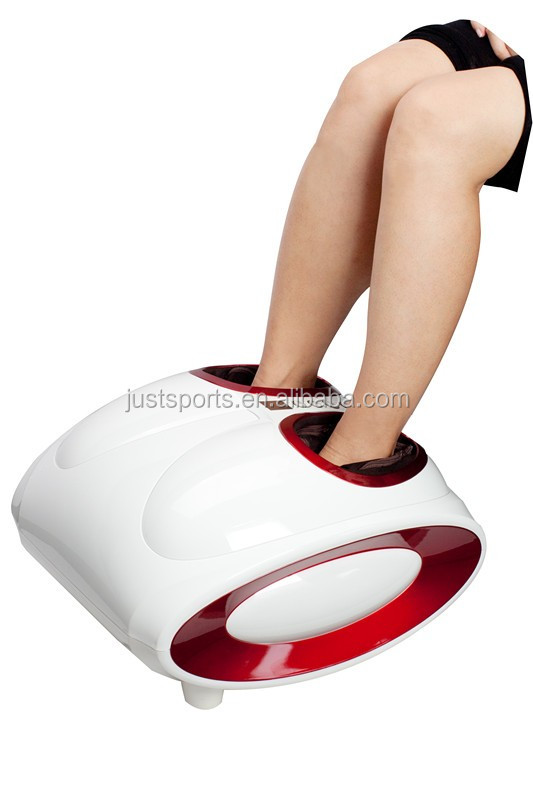 2016 Hot Selling Electric deep Kneading Shiatsu Roller Foot Massager with air pressure