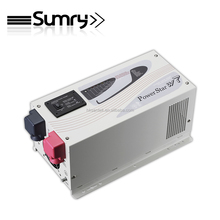 Low Frequency Pure Sine Wave Solar Priority Inverter 6000W With Battery Charger