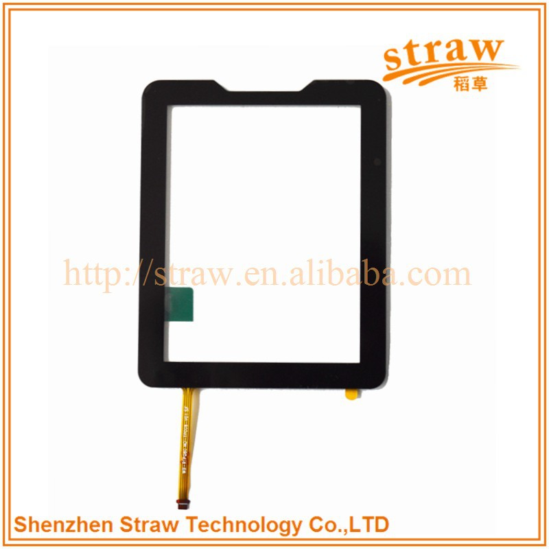 Advanced 3.5 inch Resistive Touch Screen Touch Panel Monitors Use