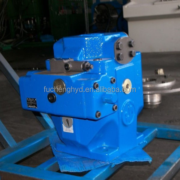 A4VSO125 Rexroth hydraulic Axial Piston Variable Pump for cargo vessel, cargo ship