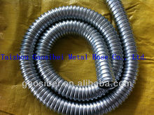 electrical flexible coated zinc hoses China steel hose