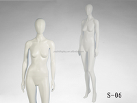 fashion display standing sex female full body mannequin for garment display