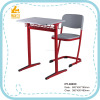Modern single seat school desk and chair HY-0203C