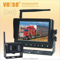 Security camera system/truck security camera system wireless for FREIGHTLINER,STERLING,PETERBILT Trucks