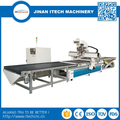 Automatic Nesting CNC Router Solution With Automatic Loading And Unloading
