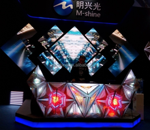 NightClub & KTV & Bar DJ booth /DJ table P5 Indoor <strong>LED</strong> <strong>Display</strong>
