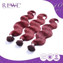 Highest Level Natural And Beautiful Virgin Samples Free Japanese Human Hair Extensions Indonesia