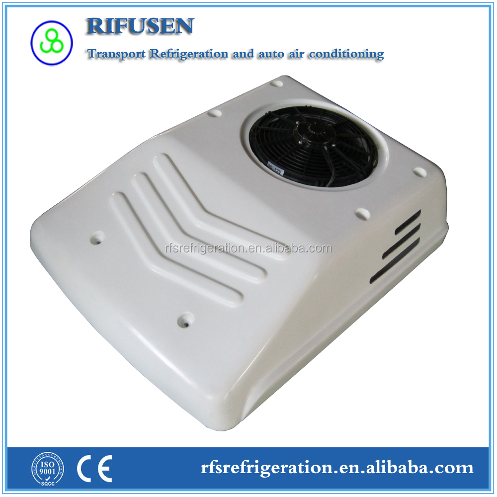 High cooling capacity electric van refrigeration system about DT260