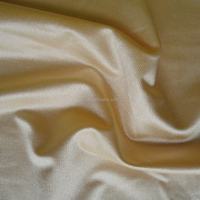 High stretch compression shiny nylon elastane fabric for shapewear