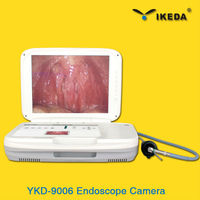 IKEDA Medical ENT Endoscope Camera with SD Storage Card and Built-in LED Light Source