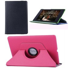 360 Rotary Stand Flip PU Leather Tablet Cover Case For Google Nexus 9