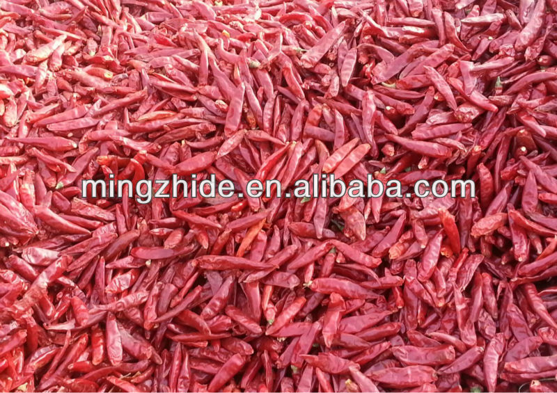Chaotian dried chilli, Tianying Chilli, Chinese hot red chilli new crop