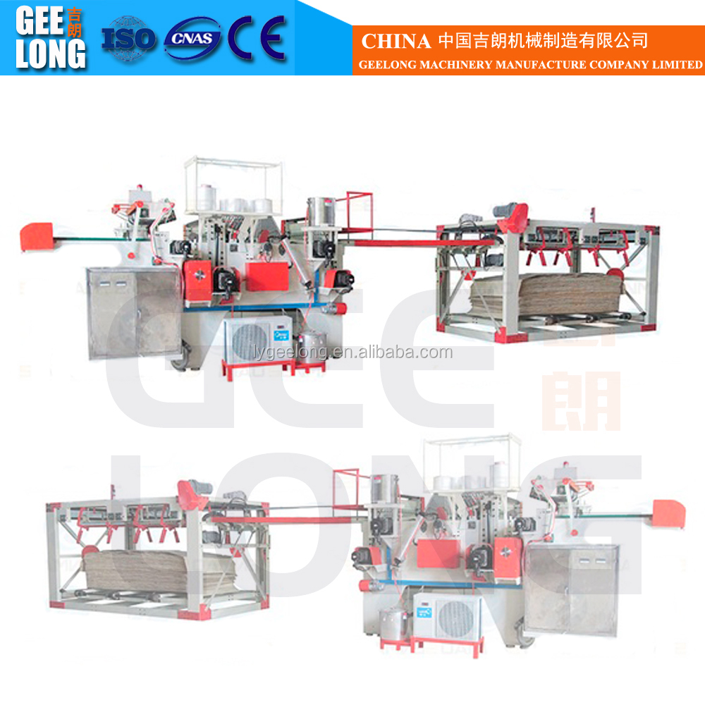 Core Veneer composer, veneer stitching machine, core veneer splicing machine