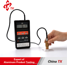 Alibaba China TX ED-400 paint coating thickness gauge with reasonable price