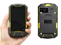"3.5 Inch Ruggedized Android Dual Core Phone ""Bison"" - 960x640, Waterproof, Shockproof, Dustproof(WP-M6)"