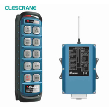 crane wired radio remote control for eot cranes