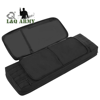 Military Ouddoor Double Gun Bag Shooting Hunting Bag