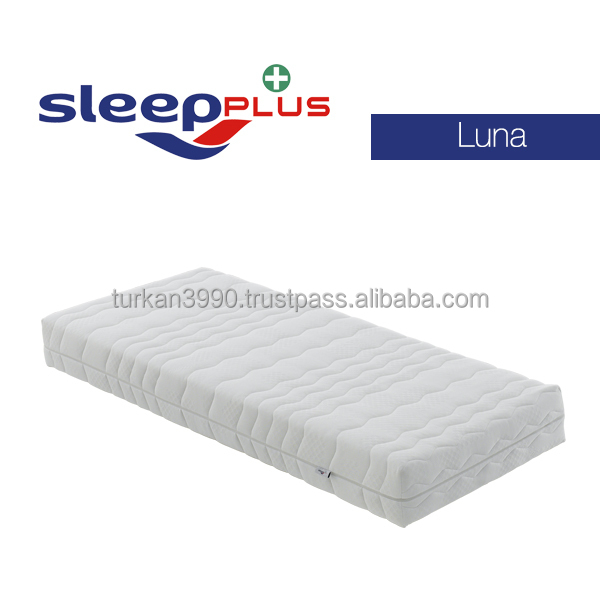 TOP QUALITY VISCO MEMORY FOAM MATTRESS WITH KNITTED FABRIC COVER