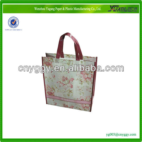 Polypropylene Non Woven Shopping Bag