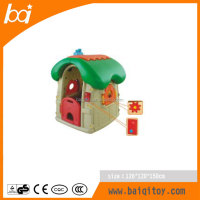 EXCELLENT QUALITY KID'S PLASTIC HOUSE ,KID'S HUT