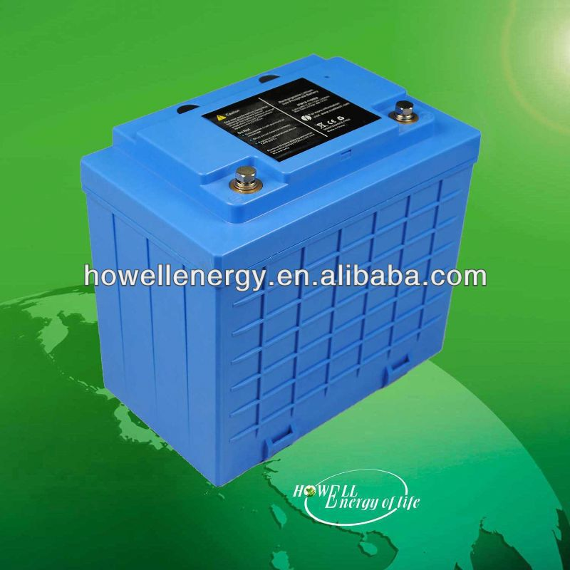 High quality storage batteries 12v 100ah dry charged car battery