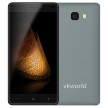 "2016 VKworld T5 Quad Core 5"" Android 5.1 3G/WCDMA/GSM GPS Dual SIM 16GB ROM 2G RAM Cheap Smart phone MTK6580 3g OEM phone"