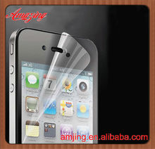 Best selling front and back screen protector for iphone 4