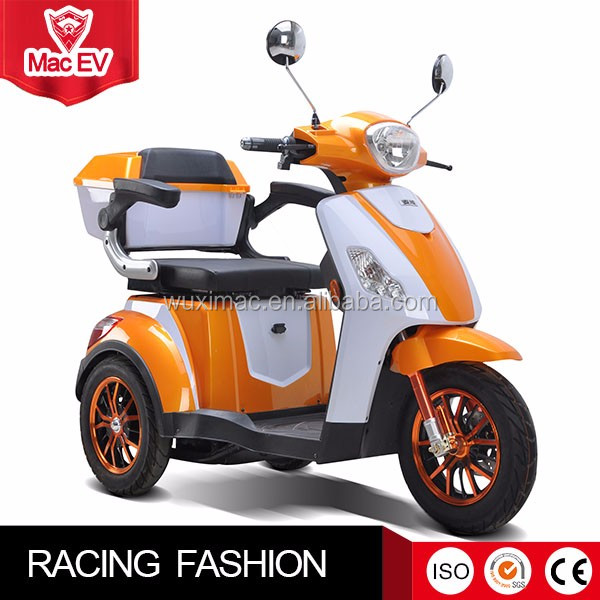 China Made hot sale cheap electric mobility tricycle for adult