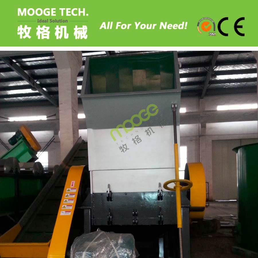 T- 1200 PET bottle crushing machine for recycling