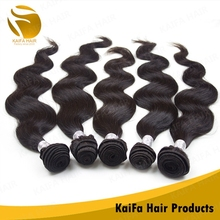 Very soft top quality factory price remy italian body wave hair