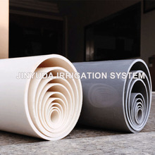 High quality large diameter PVC pipe finolex pvc pipe price supreme pvc pipe 4 inch 4kg