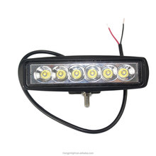 "Hot sale 7"" 18W LED 10-30V DC work light ATV 4X4 Off Road Light Lamp Fog Driving Bar SUV Car Truck Traile"