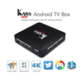 Mini pc KM8 PRO 4K Quad Core Android TV box Amlogic S912 Android 6.0 WiFi Kodi Smart TV Box movie full hd download smart tv