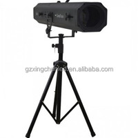 LED Followspot 15R stage and dj spot light for theatrical wedding church