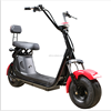 New products big two wheels citycoco 1000W 60V electric scooter,electric motorcycle