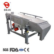 Alloyed Powder Linear Vibrating Screen/Chestnut Vibro Separator