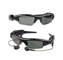 Sunglasses with Hidden Camera HD 1080P Video Recorder Camera Glasses Headset for IOS Android Smartphone Polarized