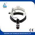 LED headlamps and loupe magnifier for medical usages
