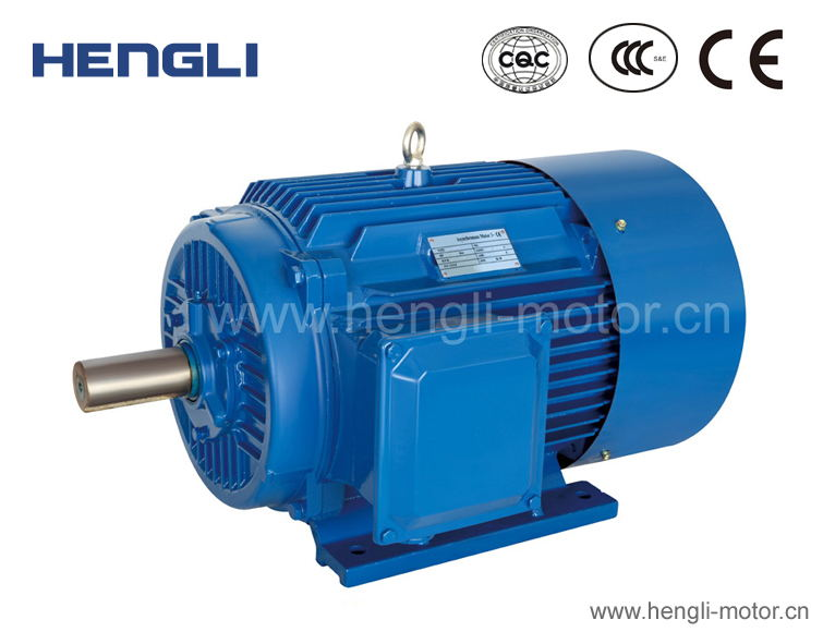 Y2 SERIES CAST IRON COPPER WIRE THREE PHASE ELECTRIC MOTOR