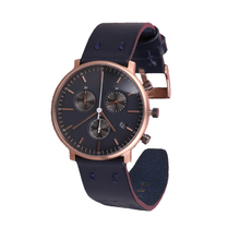 Mens Luxury Watch Japan Movt Wrist Quartz Chronograph Watch For Men