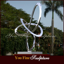 Abstract Art Statue Modern Garden Sculpture