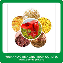 Rice huller soybean bean wheat hulling machine grain threshing machine
