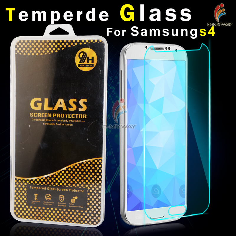 Color tempered glass screen protector for Samsung galaxy note 2 oem/odm(Glass Shield)
