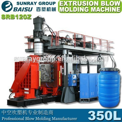 350Ltr Blow Molding Machine Multi layer Co extrusion Blow Moulding Machine