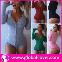 Factory price pictures of sexy girls wearing jumpsuit
